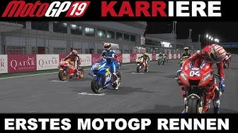Unser erstes MotoGP Rennen in Katar! | MotoGP 19 KARRIERE #050[GERMAN] PS4 Gameplay