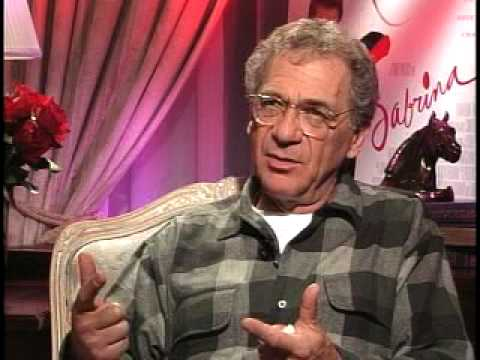 """Sydney Pollack talks to Joe Leydon about """"Sabrina"""""""