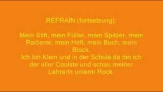 kleiner Gangster - Mein Block mit lyrics