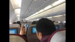 Voyage avec quatar Airways