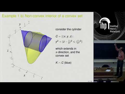 Stability of the set of quantum states - S. Weis - Workshop 2 - CEB T3 2017