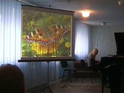 Екатерина Савонина - В. Косенко За мотыльком