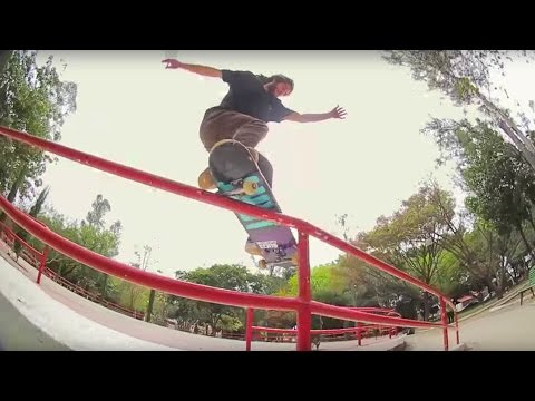 Mexico City Skate Fiesta with Jart Skateboards