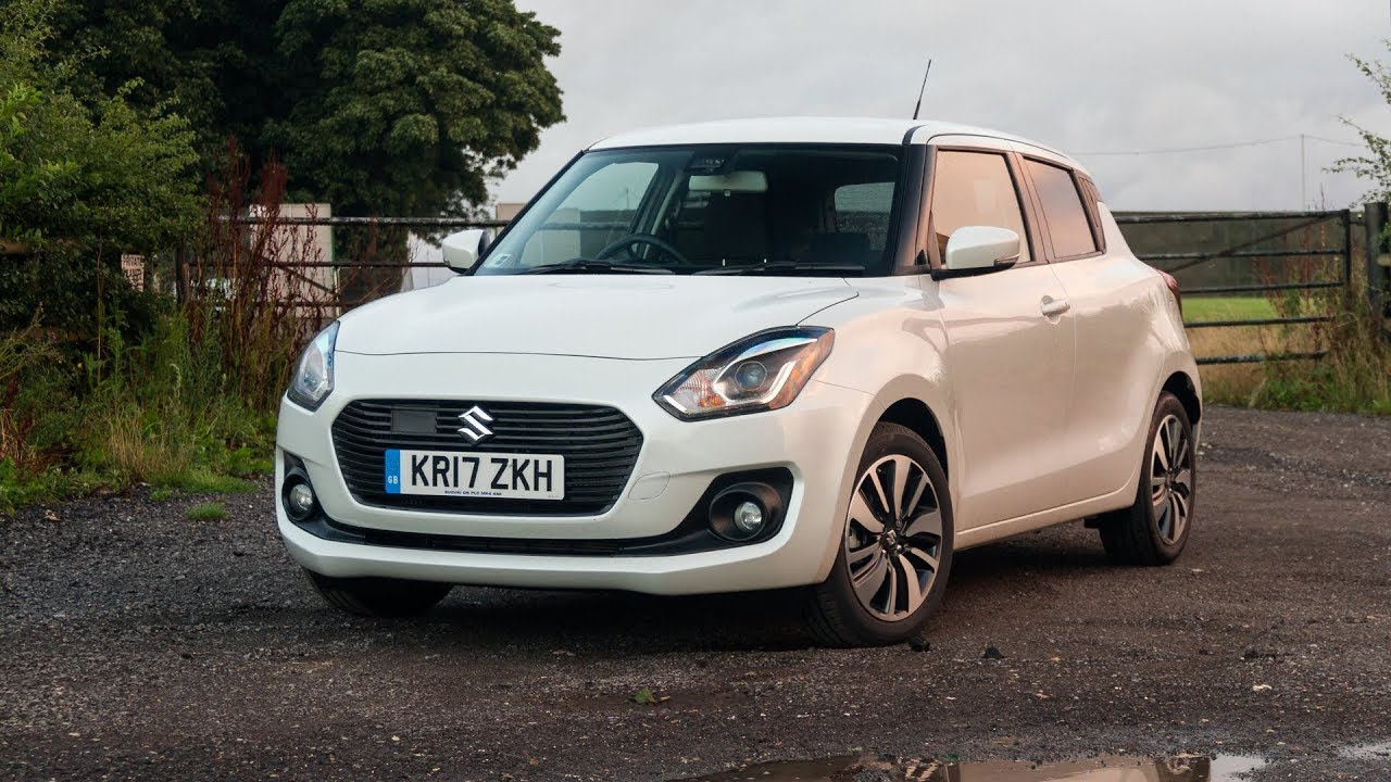 2019 Suzuki Swift SHVS Boosterjet Review! New Motoring ...