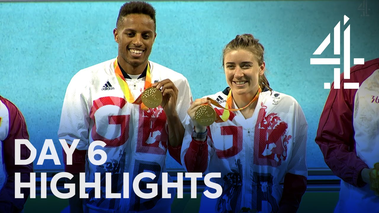 Rio Paralympics 2016 | Highlights of Day 6
