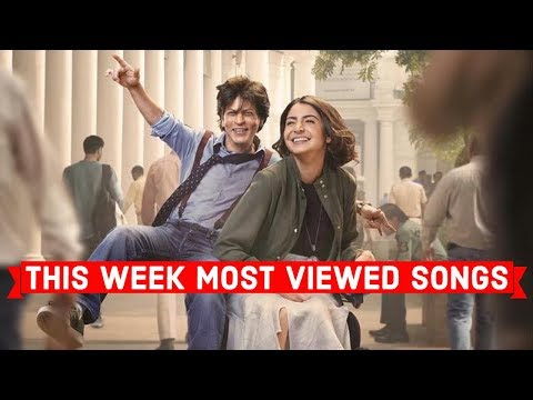 This Week [19-25] Most Viewed Indian/Hindi Songs on Youtube November 2018