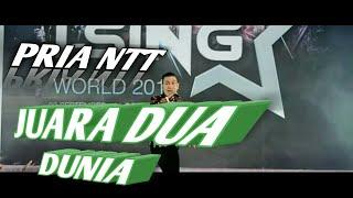(6.02 MB) Juara 2 tingkat Internasional Asal NTT, Tommy Boly Kalahkan Usa dengan Lagu daerah NTT Mp3