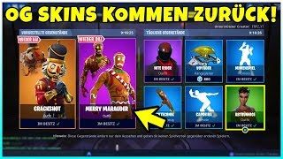SOON IN THE SHOP! Nutcracker and gingerbread man! These Christmas Skins We'll Get in Fortnite