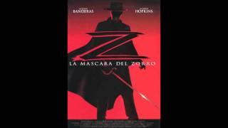 La mascara del Zorro BSO Tema principal