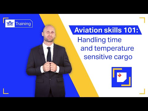 IATA Training | Aviation Skills 101: Pharma Handling