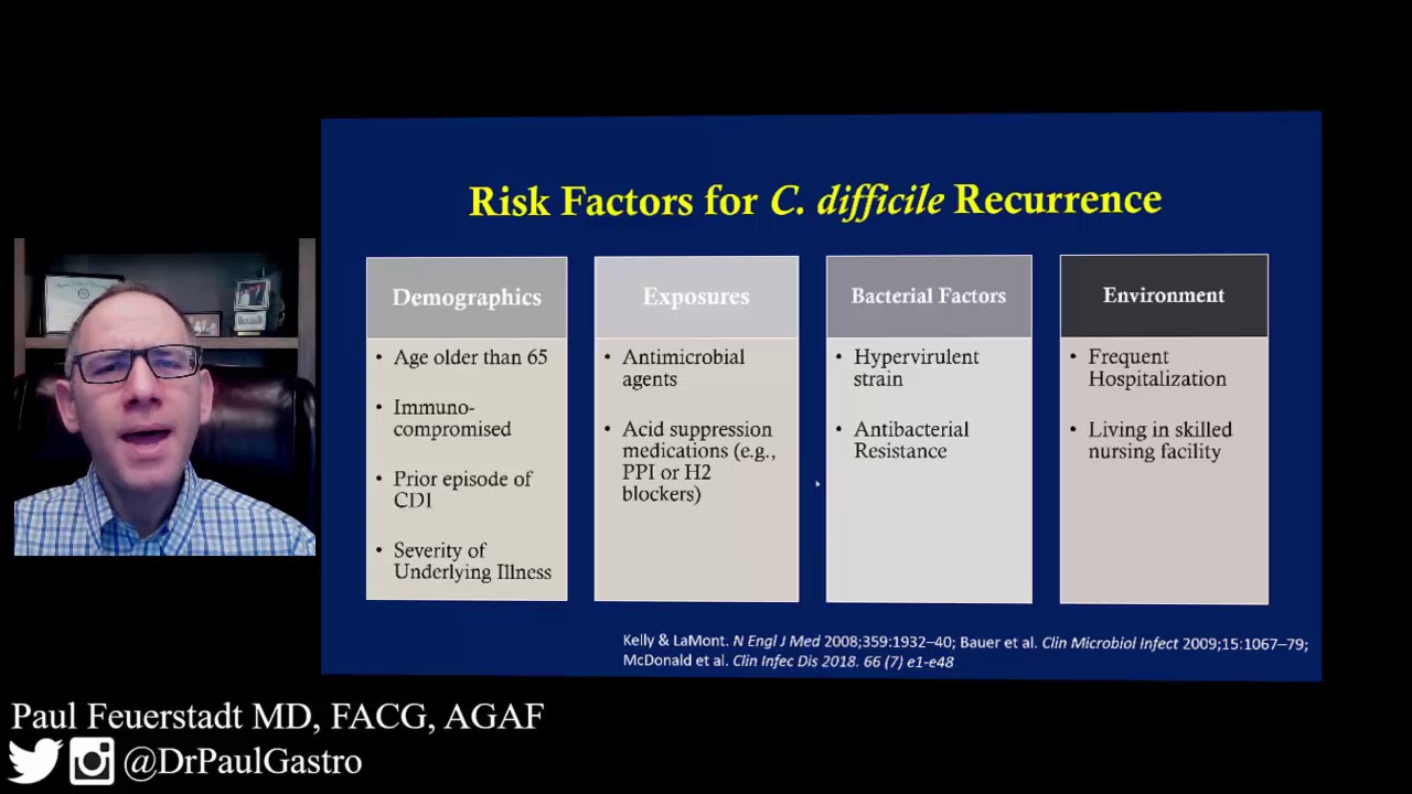 Risk Factors: Recurrence-Practitioner