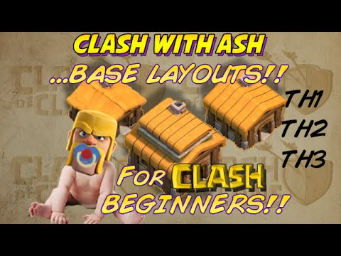 Clash Of Clans | Base Design Tips for Early Town Hall Levels &