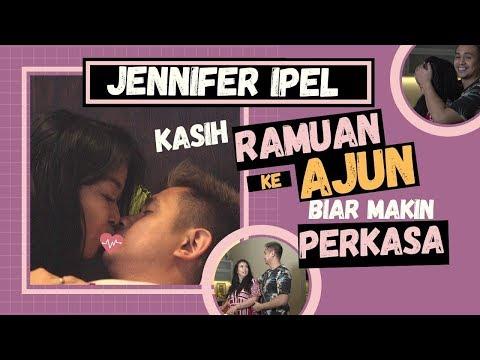 Dear Diary - Jennifer Ipel Manjain Ajun Di Kamar!!