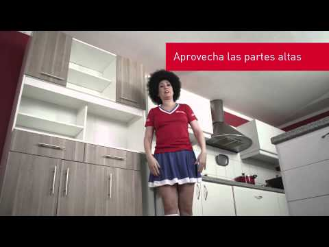 Abcdin   usa los espacios aéreos para mejorar tu cocina   youtube