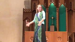 Rev. Susan Phillips, November 10, 2019