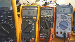 Multimeter Review / DMM Review / buyers guide / tutorial