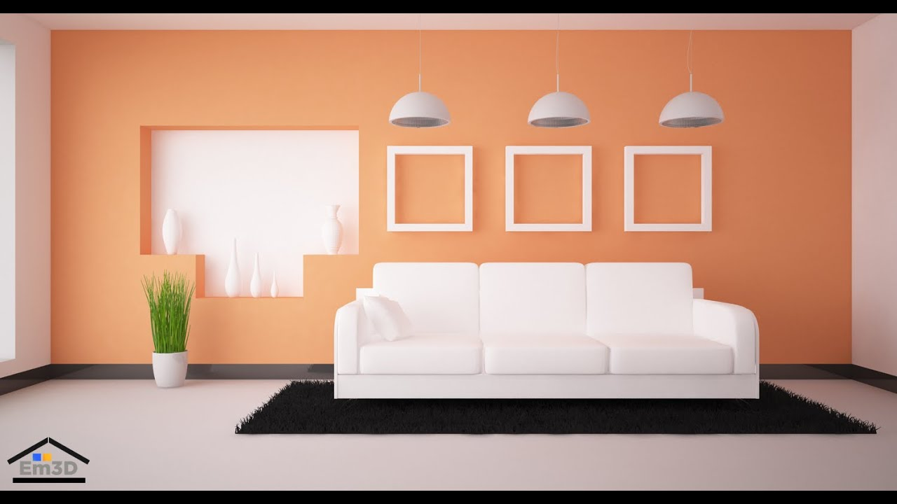 Cinema 4d tutorial vray render room youtube for Living room cinema 4d