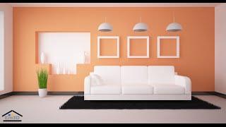 Cinema 4D tutorial Vray + render Room