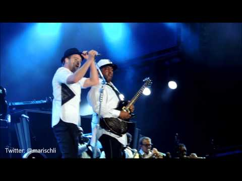 Justin Timberlake - Cry Me A River (Rock in Rio 2013)