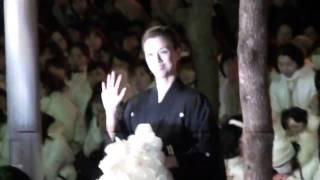 20091227月組千秋楽出待ち(遼河はるひ) 遼河はるひ 検索動画 4