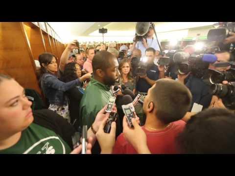 Jets' Darrelle Revis gives injury update