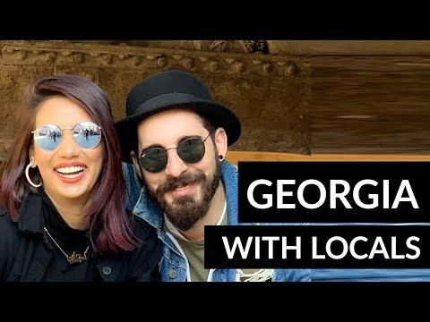 GEORGIA- A Love Affair 2019 - Episode 1 Tblisi With Georgian Friends