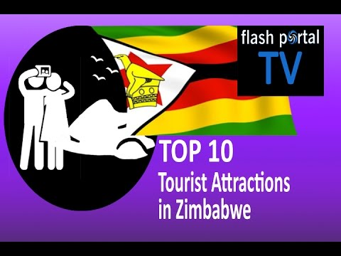 Top 10 Tourist Attractions in Zimbabwe