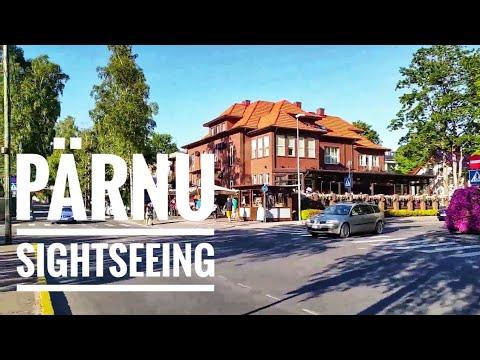 Pärnu sightseeing - July 2015