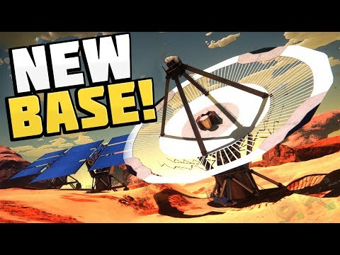 Osiris New Dawn - NEW HABITAT! New Mine Found! Rare Resource Hunting - Osiris New Dawn Gameplay