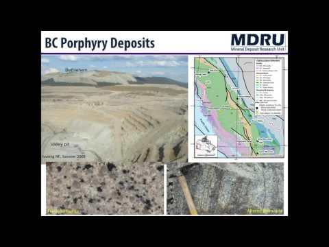 Farhad Bouzari: Porphyry Indicator Minerals