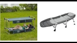 Review: Best Camping Cots 2018