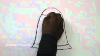 How to Draw a Bell