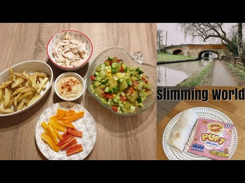 What i eat on SLIMMING WORLD| -7.5 lb loss this week