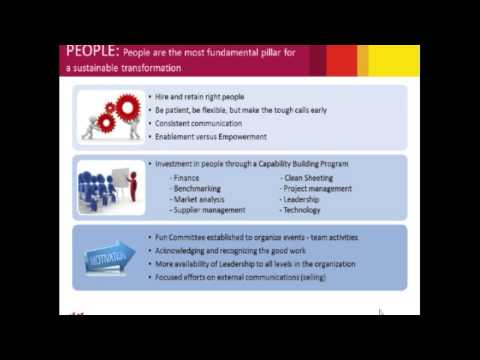 Brian Bancroft - Indirect Procurement Transformation @ Procurecon, February 11, 2013