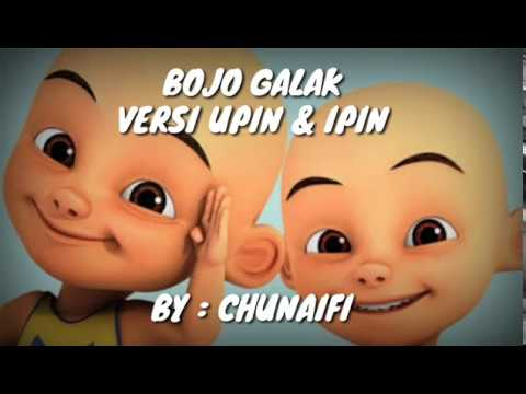 Bojo galak (cover via vallen) versi upin & ipin