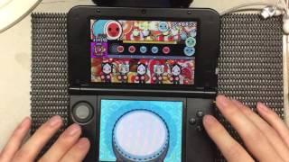 太鼓の達人3DS3  ウンタカダンス 全良