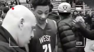 Kevin McAdoo - West Bloomfield HS - 2017 Basketball Highlights