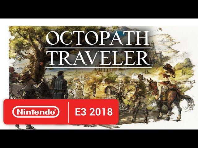 Octopath Traveler (видео)