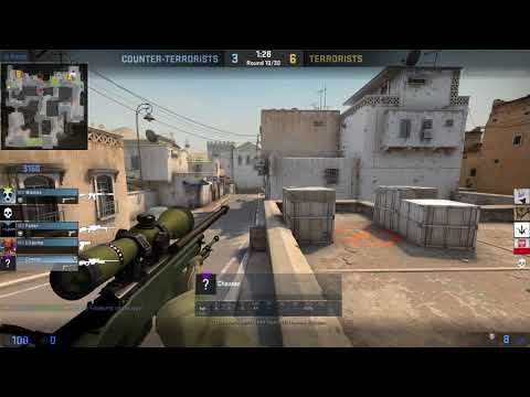 CS GO full game play. (First Video)