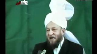 Hadrat Mirza Tahir Ahmed Truth about National Assembly of Pakistan 1974 4 6