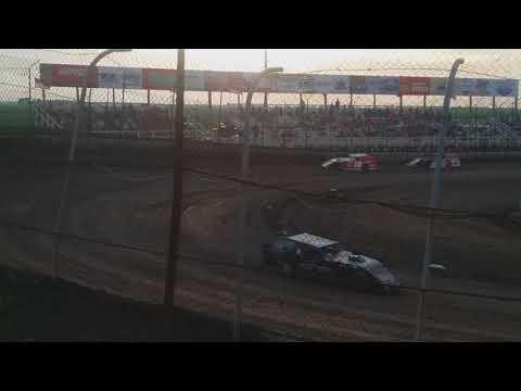 Modifieds Heat 1 Macon Speedway