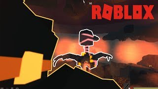 DEFEATING A GIANT LAVA BOSS | ROBLOX FANTASTIC FRONTIER | iBeMaine