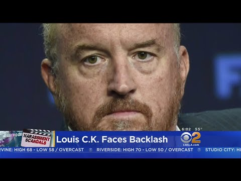 Sexual Harassment Scandal Hits Comedian Louis C.K.