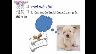 Học tiếng Trung giao tiếp ||  Các từ và cụm từ thú vị trong  tiếng Trung part 2- Tiếng Trung 518