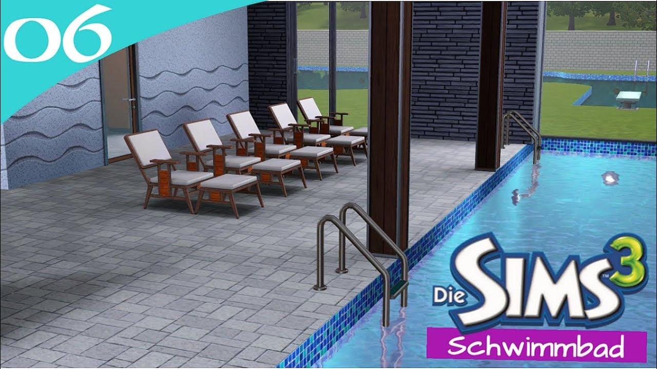 Hausbau Reihe 6 06: Schwimmbad [Letu0027s Build Sims 3 Haus]
