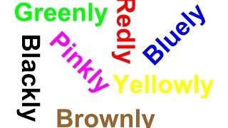 Adverbs, English Video Lessons