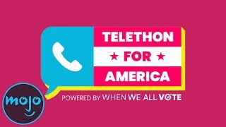 Telethon for America - Pledge to Vote, Live from YouTube Space LA