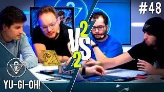 Le deck Six Samouraïs vs ??? + 2vs2 - Club YU-GI-OH! #48