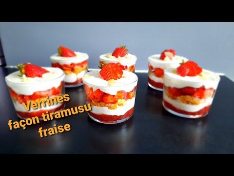▶️-tiramisu-fraise-facile