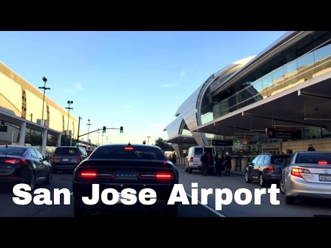 🔴 San Jose (SJC) California Airport Driving Directions 11 Minutes 🔴
